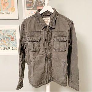 Fossil Rare Trucker Jacket, L